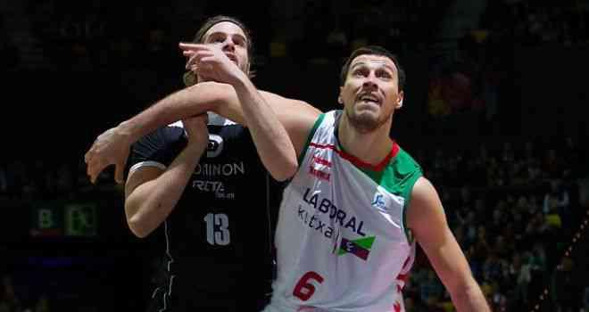 Los dos ganaron en la prórroga: el Bilbao Basket derrota al Baskonia y el Baloncesto Sevilla, al Joventut