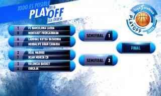 cuadro playoff