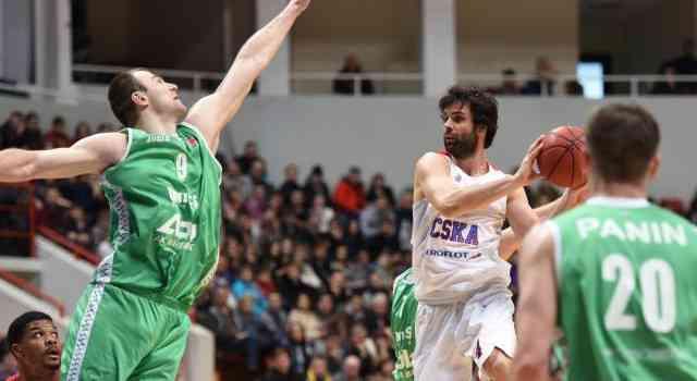 El Unics recorta a 2-1 la ventaja del CSKA en la final, sexto título del Zalgiris y el Estrasburgo se pone 2-0