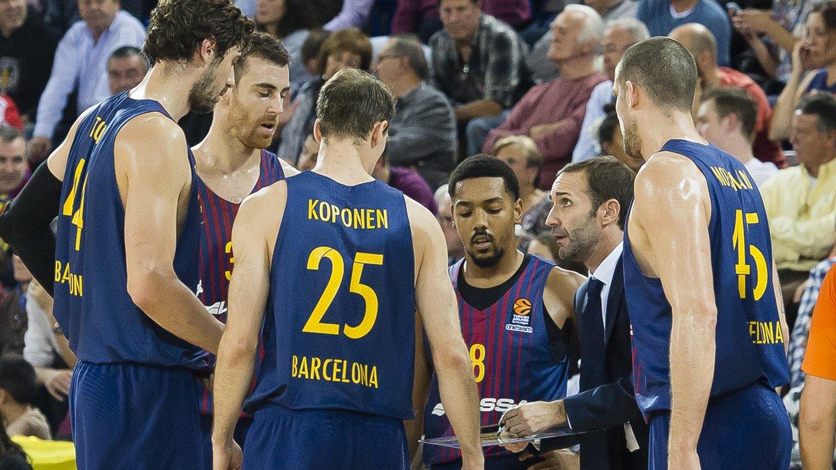 Saltan las alarmas en el Barça  decepción con varios jugadores y ... fcdccb2348b